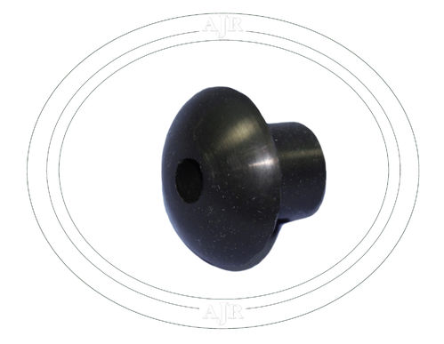 Tank breather rubber plug