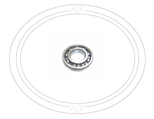 Crankshaft ball bearing standard C3