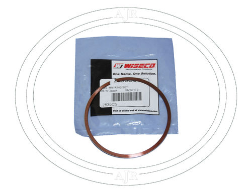 Piston ring 72,25mm.