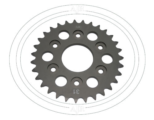 Rear 520 Chain wheel 31T