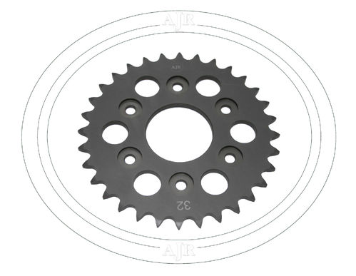 Rear 520 Chain wheel 32T