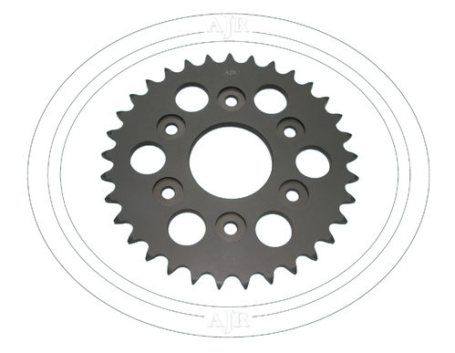 Rear 520 Chain wheel 33T