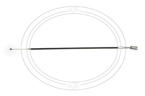 Front Brake cable assy. 625mm