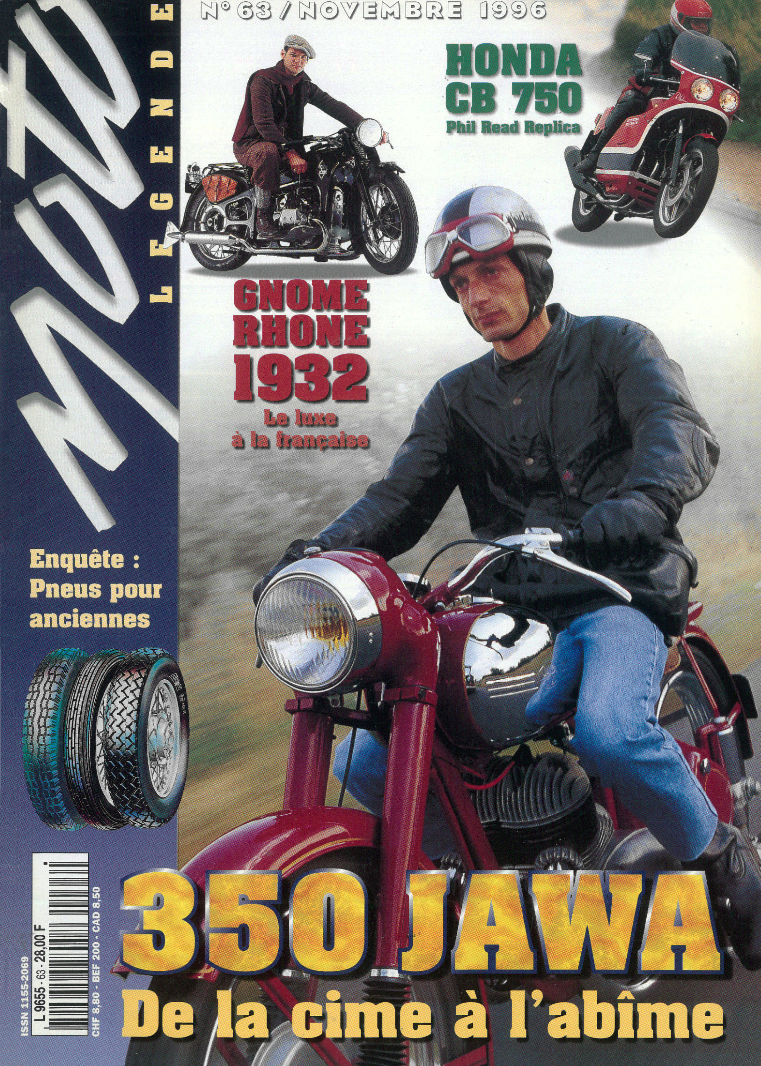 MOTOLEGENDE 1996